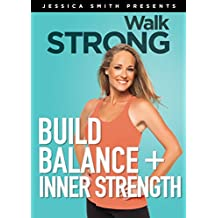 Build Balance and Inner Strength! Low Impact, High Results Home Cardio, Abs Exercise Video Walk STRONG 2.0