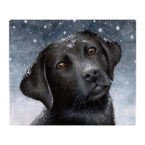 CafePress Dog 100 Soft Fleece Throw Blanket, 50