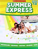 img - for Summer Express Between Seventh and Eighth Grade book / textbook / text book