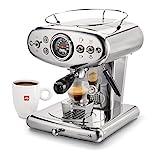 Illy X1 Anniversary Espresso Machine, Stainless