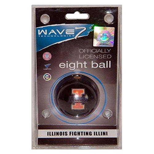 Wave 7 Technologies ILLBBE100 Illinois Eight Ball   B0064NKM9Q