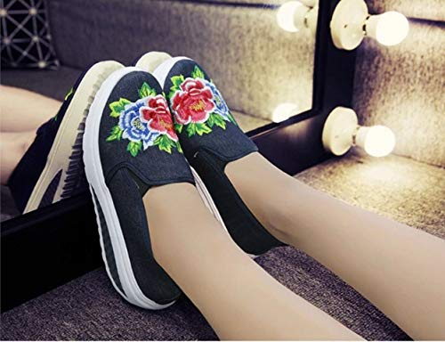 Stampa Da Grandi Traspiranti Di Floreale Ysfu Calzature Donna Sneakers Sportive Antiscivolo Sneaker Dimensioni Casual Scarpe Piatte q4p8gEw