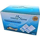 10 Pack of #EDOAP-264 Easy@Home 6 Panel Instant Urine Drug Test Strips - test THC,COC,OPI,AMP,MET,BZO - Individually Wrapped 6 Panel Multi Screen Urine Drug Test Kit #EDOAP-264