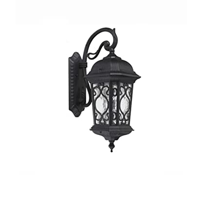newest d79fa 43c6d KMYX American Outdoor Wall Corridor Aisle Wall Light Sconces ...