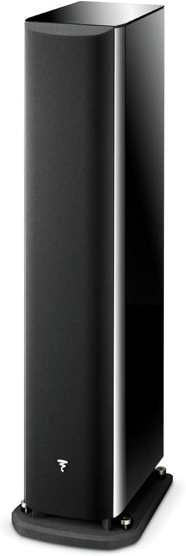 Focal Aria 936 Negro Altavoz - Altavoces (De 3 vías, 1.0 Canales, Alámbrico, 39-28000 Hz, 8 Ω, Negro)