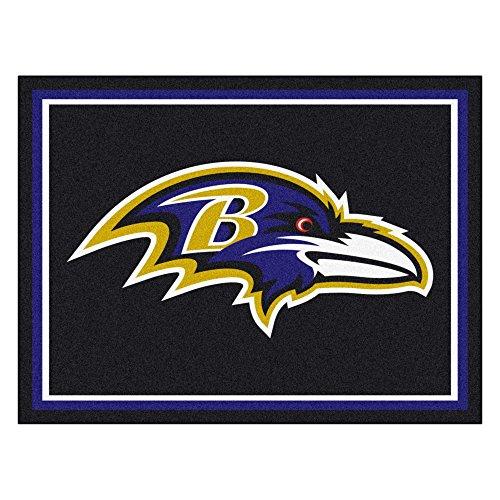 FANMATS 17474 NFL Baltimore Ravens Rug