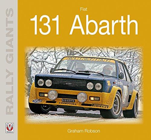 Fiat 131 Abarth (Rally Giants)