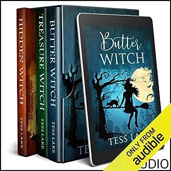 Amazon.com: Torrent Witches Cozy Mysteries, Box Set 1: Books ...