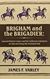 img - for Brigham and the Brigadier: General Patrick Connor and His California Volunteers in Utah and Along the Overland Trail (Great West and Indian Series, 52.) book / textbook / text book