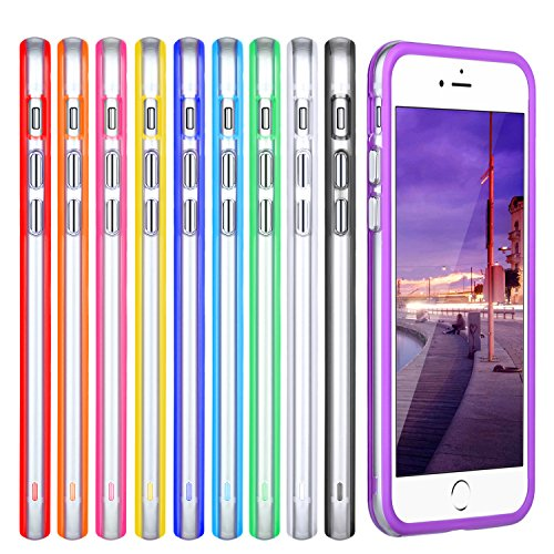 Costyle 10pcs/lot 10 Colors Clear Slim Bumper Cover for sale  Delivered anywhere in USA