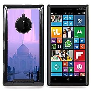 SKCASE Center / Funda Carcasa protectora - Templo indio;;;;;;;; - Nokia Lumia 830