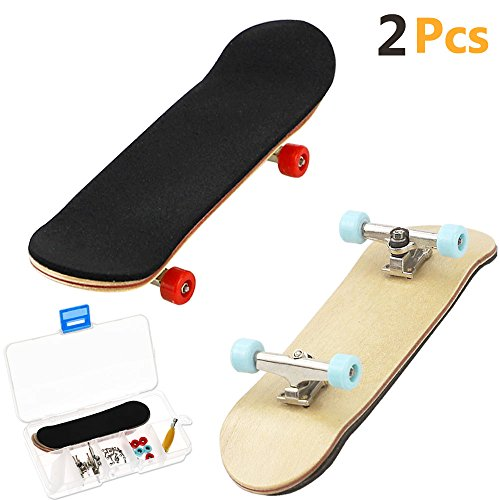 Professional Mini Fingerboards Finger Skateboard ()