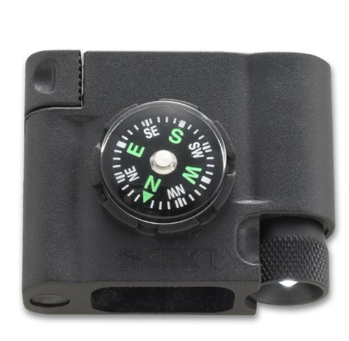 Columbia-River-Knife-and-Tool-CRKT-9703-Survival-Bracelet-Accessory-Compass-LED-and-Firestarter