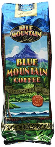 Blue Mountain Gold Blue Mountain Coffee 1lb Gourmet Blend Ground