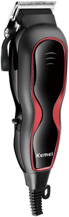 MHCYKJ Cabello Pelo Clipper inalámbrico de Cortar el Pelo Trimmer Barba Profesional Hogar Multifuncional Recargable Condensador de Ajuste eléctrico para los Hombres y de Familia