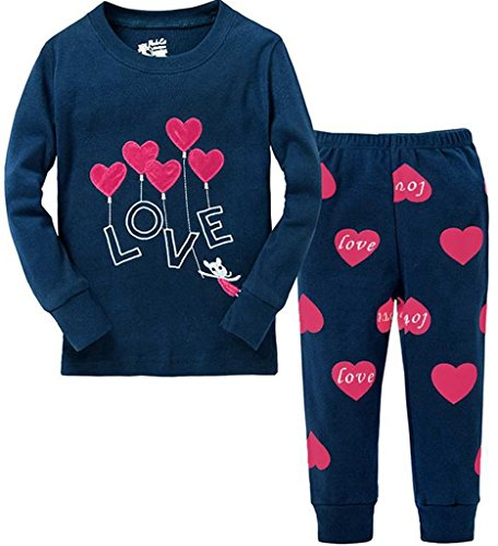Little Clothes Cotton Pajamas Cartoon product image