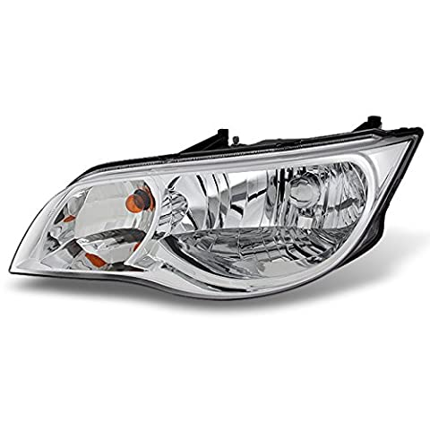 2003 2004 2005 2006 2007 Saturn ION 2 Door Coupe Left Driver Side Replacement Headlight Assembly (Hid Saturn Ion)