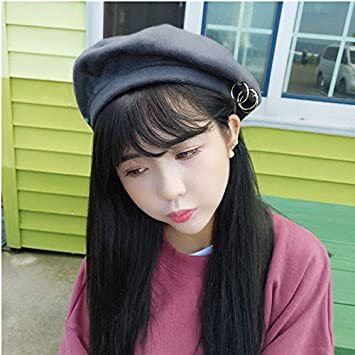 d050f74c4 Amazon.com: Wall of Dragon Sweet Girl Winter Warm Wool Women Beret ...
