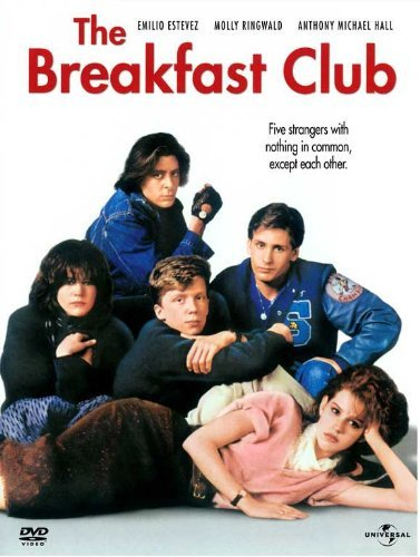 The Breakfast Club POSTER Movie (27 x 40 Inches - 69cm x 102cm) (1985) (Style B) from Decorative Wall Poster