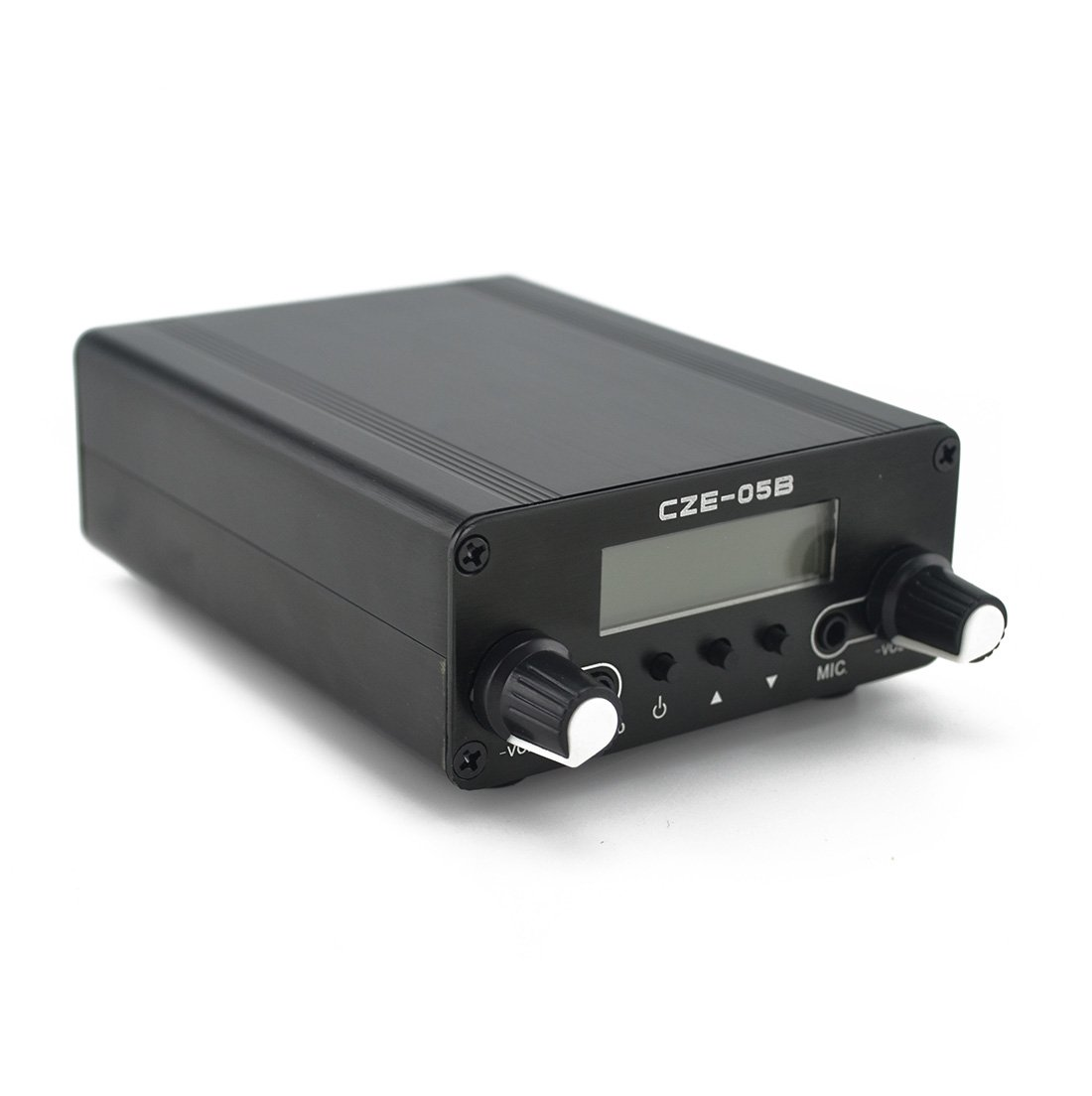 Samyo 05w Wireless Long Range Stereo Broadcast Fm Also Lifier Circuit Transmitter Dual Mode Black Electronics