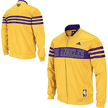 adidas Los Angeles Lakers Walter Brown Collection On-Court ...