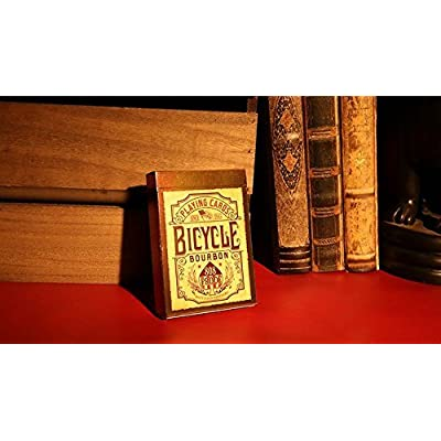 Bicycle Bourbon Playing Cards by USPCC: Toys & Games
