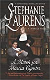 img - for A Match for Marcus Cynster (Cynster Novels) book / textbook / text book