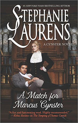 A Match for Marcus Cynster (Cynster Novels)