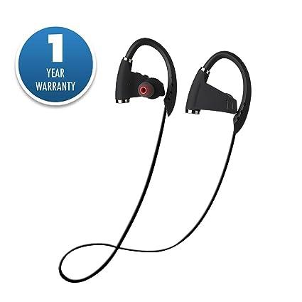 e5c9d99de44 Amazon.in: Buy ACID EYE Bluetooth Headphones, V4.1 Wireless In Ear Earbuds  Sports Sweatproof Earphones with Mic (Black) Online at Low Prices in India  | Acid ...