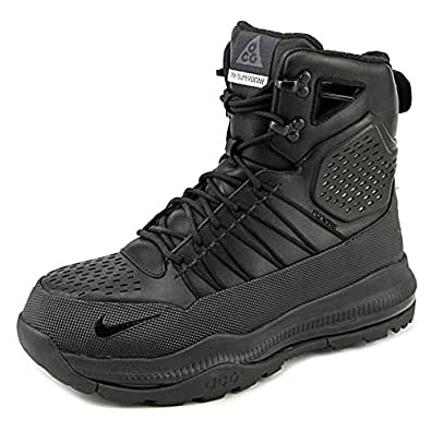 Amazon.com: Nike ACG Zoom Superdome Black 3M Boots