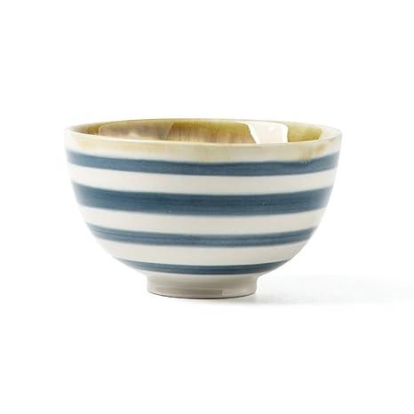 Rice Noodle Bowls Stoneware Porcelain Ceramic Salad Soup Cereal Bowl Nordic