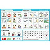 image about Printable Communication Board for Adults known as : Multi-Language Interaction Playing cards: Exercise