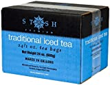 Image of Stash Tea Traditional Black Tea, 1 Ounce Iced Tea Brew Bags (Pack of 24)