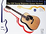 Books : FJH Young Beginner Guitar Method, Theory Activity Book 2