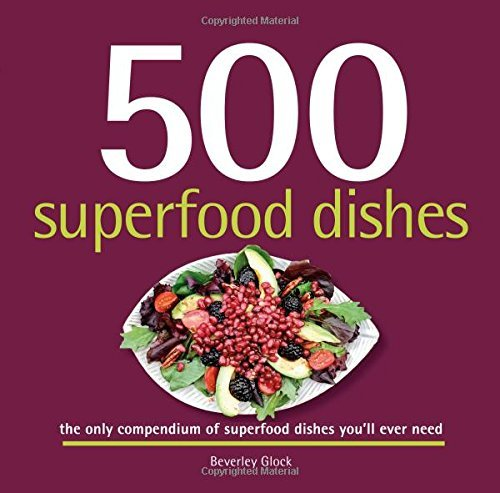 500 superfood dishes - 3