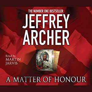 Matter of Honour Audiobook