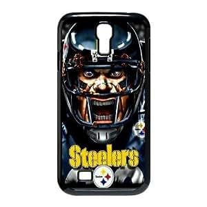 WEUKK Pittsburgh Steelers Samsung Galaxy S4 I9500 phone case, diy phone case for Samsung Galaxy S4 I9500 Pittsburgh Steelers, diy Pittsburgh Steelers cover case