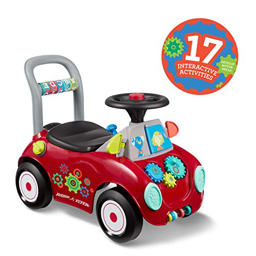 Radio Flyer Busy Buggy Red