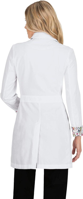 KOI 419 Women's Rebecca Lab Coat: Clothing