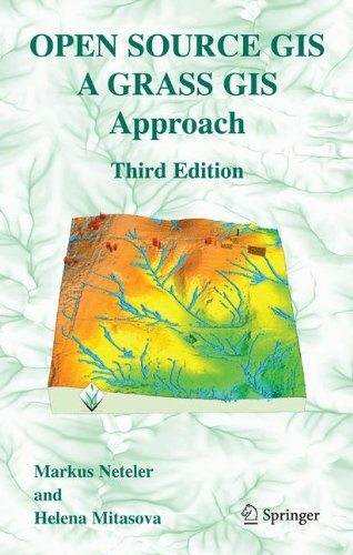 Open Source GIS: A GRASS GIS Approach Raster Chart