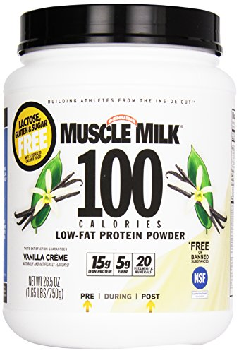 Cytosport Monster Milk Protein Power Shake, Vanilla ,26.5 OZ