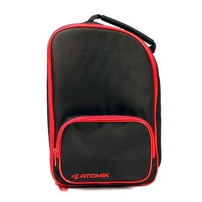 Atomik RC Transmitter Bag - Red/Black: Toys & Games