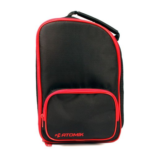 Atomik RC FPV Goggle Protective Storage Carry Case - Red/Black ()