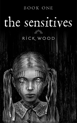 The Sensitives: A Demonic Paranormal Horror cover