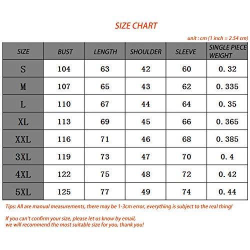 Lunghe A Uomo Classic Maniche Rwby3d Kj1 Digital Sponsokt Zipper Casual Printing Da Felpa Outdoor A7qwB4a