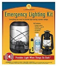 Lamplight 2108425 Emergency Lighting Kit