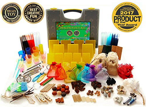 Science Box (My Super Science Discovery Box: The Imaginology STEM Science Kit)