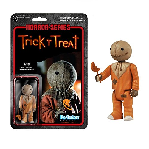 REACTION: HORROR-TRICK'R TREAT-SAM by FunKo -  FUN4135