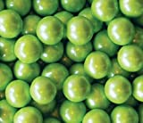 Lime Green Shimmer Sixlets Candy 5LB Bag (Bulk)