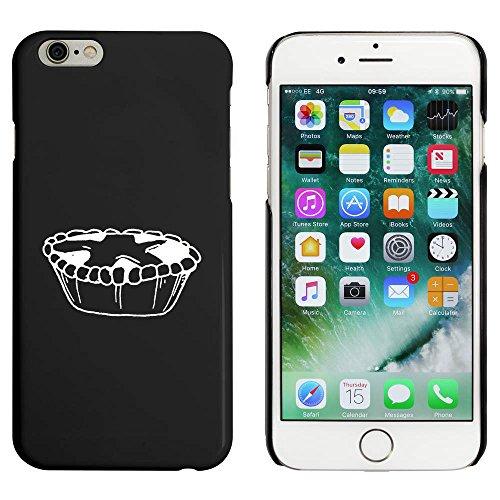 Noir 'Pie Hachis' étui / housse pour iPhone 6 & 6s (MC00088192)